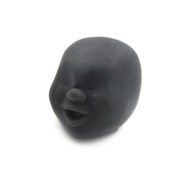squishy tête noir