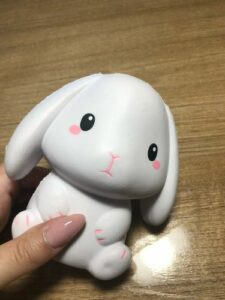 Squishy Lapin photo review