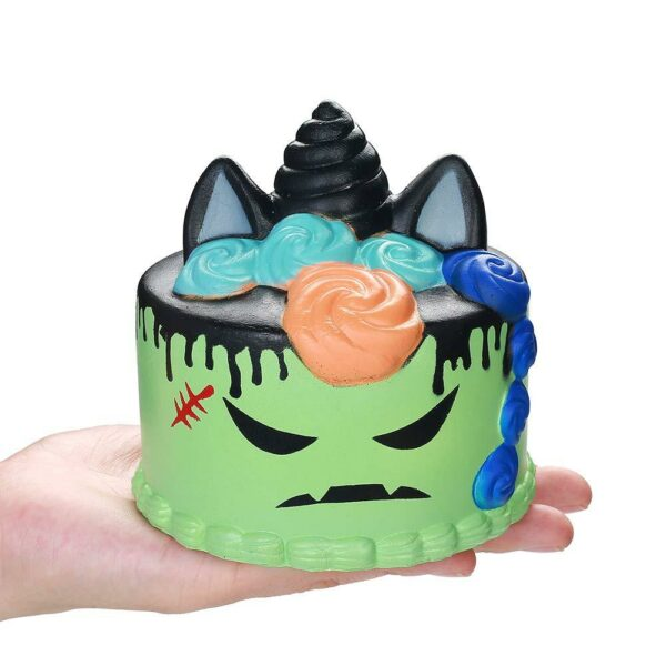 squishy gateau halloween
