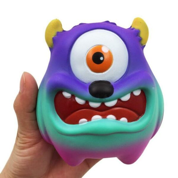 Squishy Monstres Academy violet
