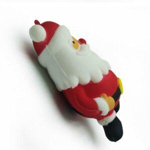 Squishy Père Noël Kawaii vu de profil