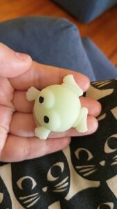 Squishy Mochi Grenouille photo review