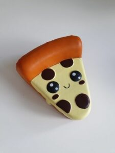 Squishy Pizza photo review