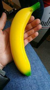 Squishy Banane photo review