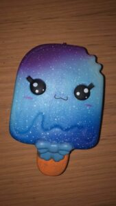 Squishy Glace Galaxy photo review