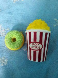 Squishy Popcorn photo review