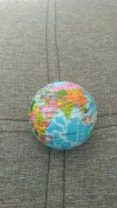 Squishy Globe Terrestre photo review