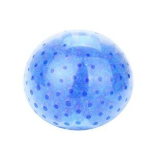 squishy balle bleu