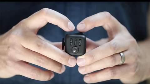 jouet anti-stress fidget cube
