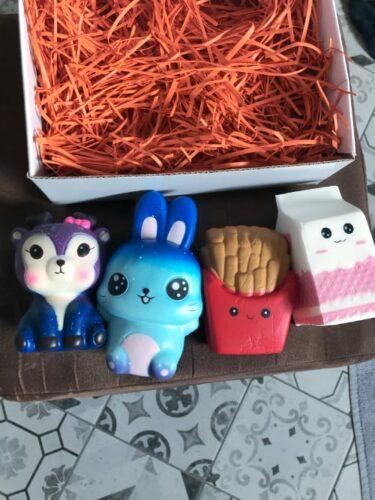 Squishy Box photo review