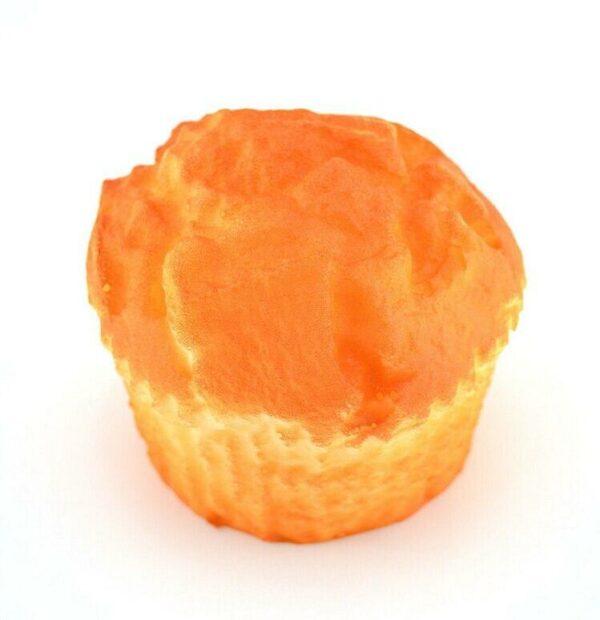 Squishy muffin orange