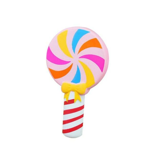 Squishy lollipop