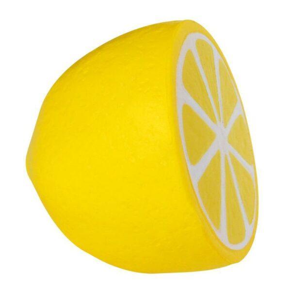 squishy citron de profil