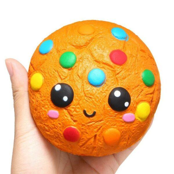 Squishy cookie vu de face