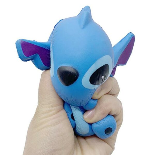 Squishy stitch dans la main