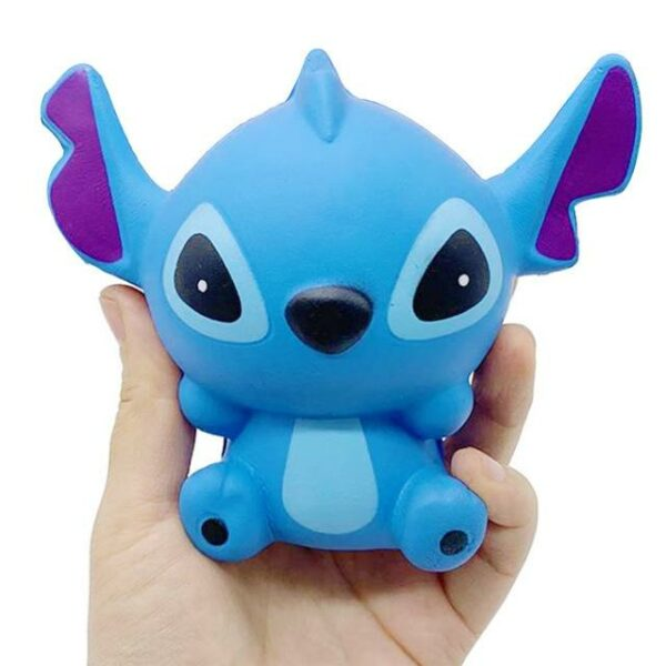 Squishy stitch