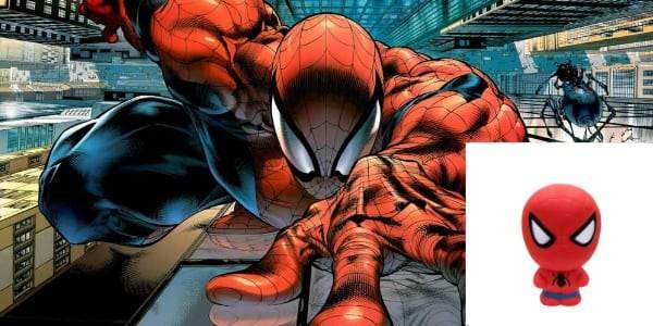 squishy spider-man