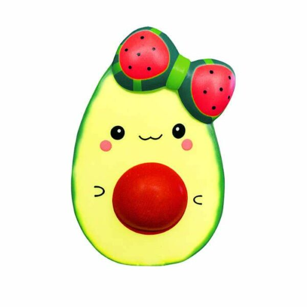 squishy avocat kawaii