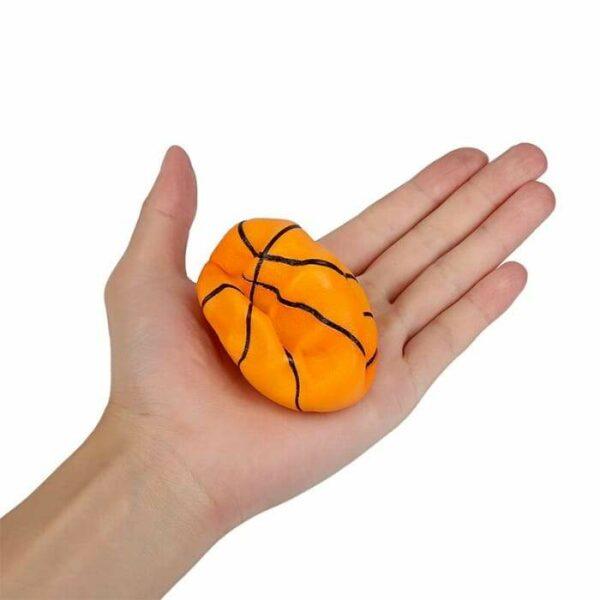 squishy basketball compressé