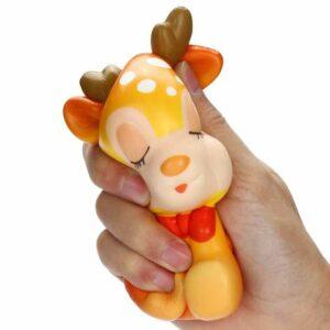 squishy cerf écrasé