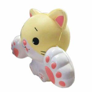 squishy chaton vu de profil
