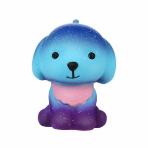 Squishy chien galaxy