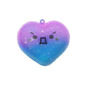 Squishy coeur galaxy