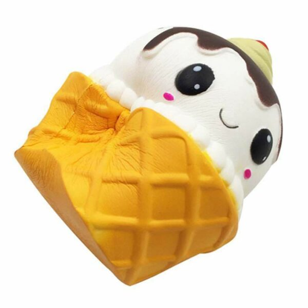 squishy cupcake vu de profil