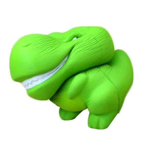 Squishy dinosaure écrasé