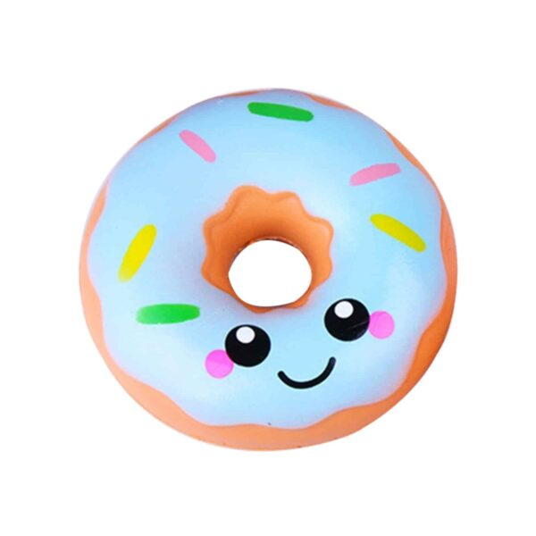 Squishy Donut bleu