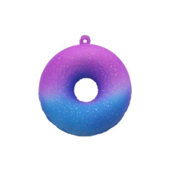 Squishy donut galaxy