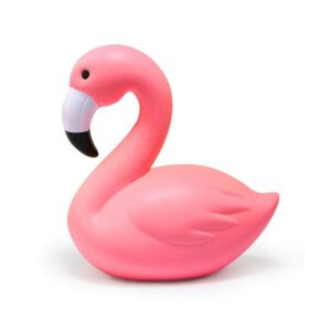 squishy flamant rose