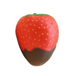 squishy fraise chocolat