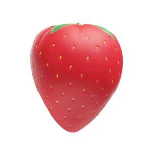 Squishy géant fraise