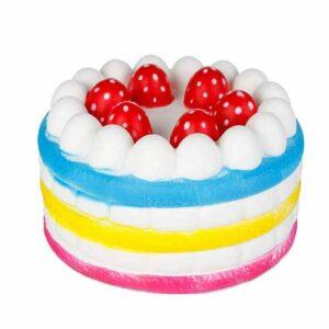 squishy gâteau géant