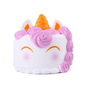 squishy gateau licorne kawaii