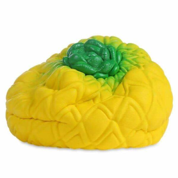 squishy géant ananas écrasé