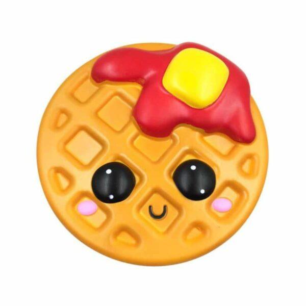 squishy biscuit gaufre
