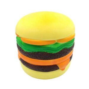 squishy géant cheeseburger