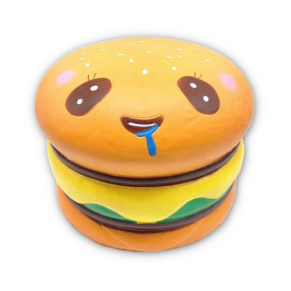 squishy géant hamburger kawaii