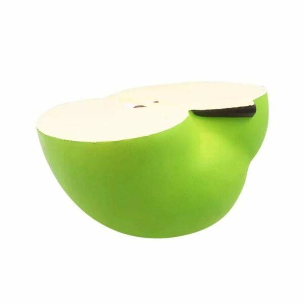 squishy géant pomme verte