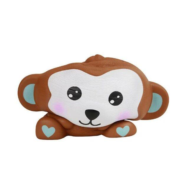 squishy geant singe compressé