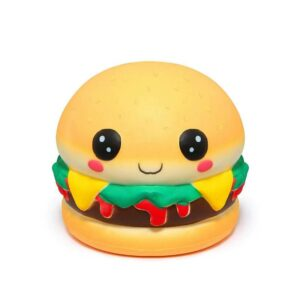 Squishy hamburger