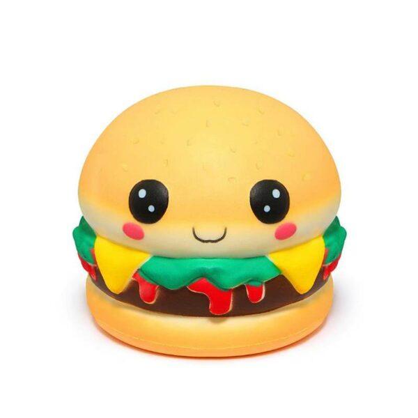 Squishy hamburger