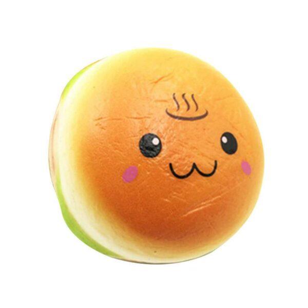 Squishy kawaii hamburger