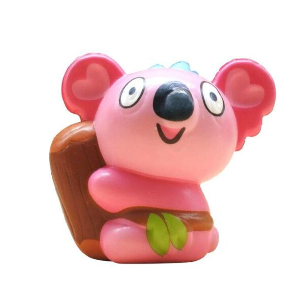 squishy koala rose