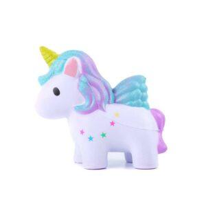 Squishy licorne cheval