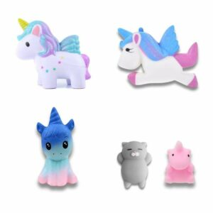 squishy lot licorne féérique