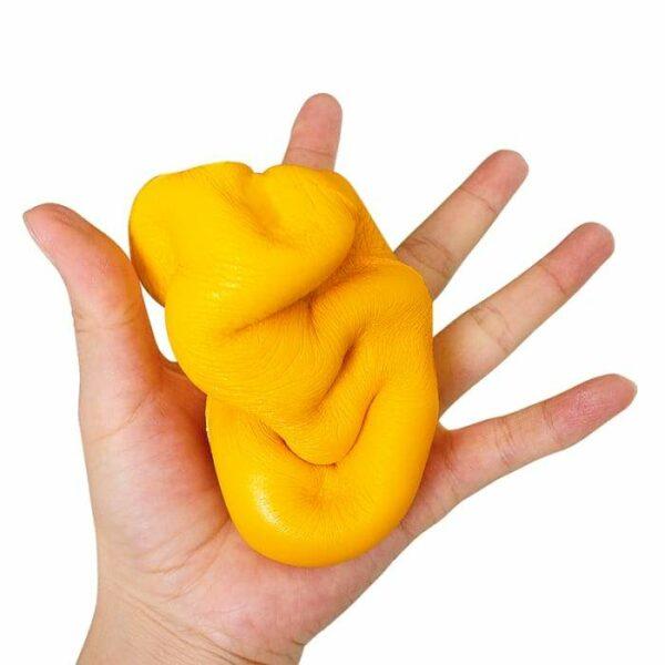 squishy mangue compressé