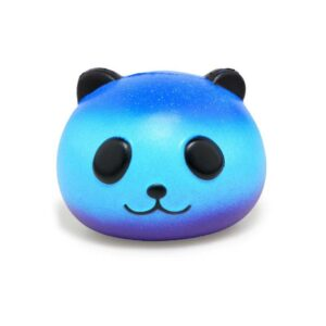 Squishy Tête de Panda Galaxy